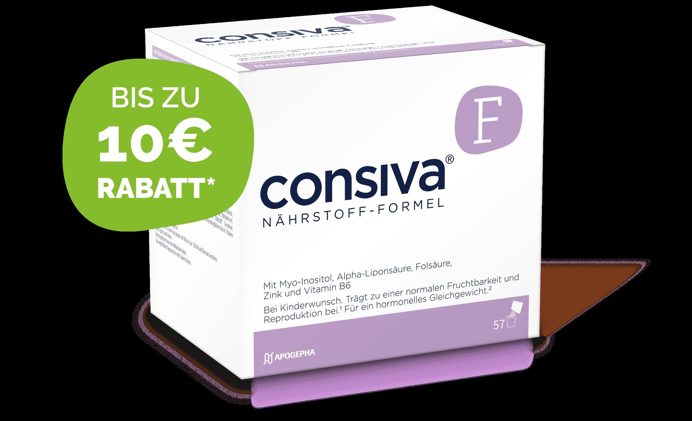 consiva® F Nährstoff-Formel