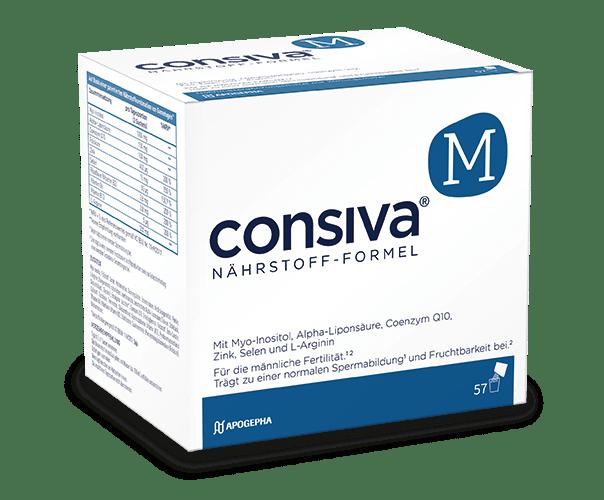 consiva<sup>®</sup> M Nährstoff-Formel